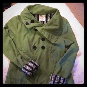 Vintage tulle jacket